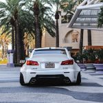 Lexus IS250 IS350 widebody kit 2