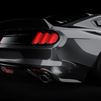 wide body mustang details 1
