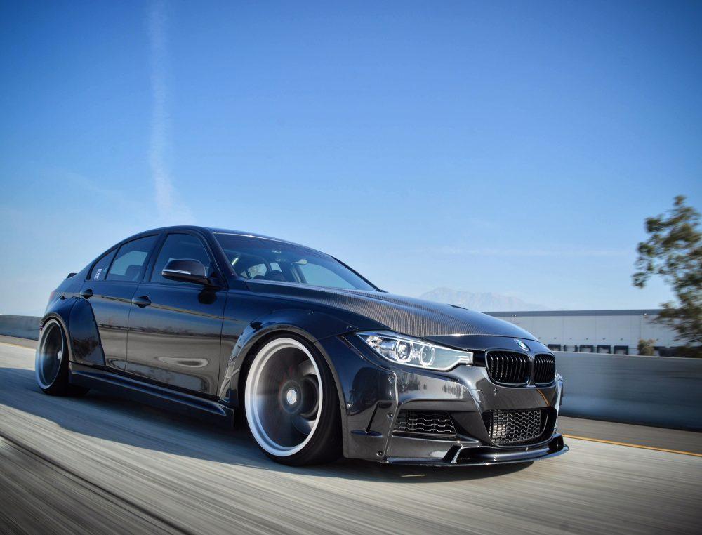 BMW F30 Widebody Kit