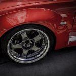 Lexus IS300 widebody kit 3