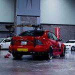 Lexus IS300 widebody kit 1