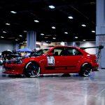 Lexus IS300 widebody kit 2
