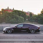 Audi A7 widebody kit 2