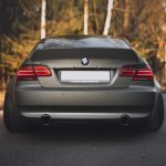 BMW E92 ducktail spoiler 2