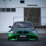 Clinched BMW E82 widebody kit 5
