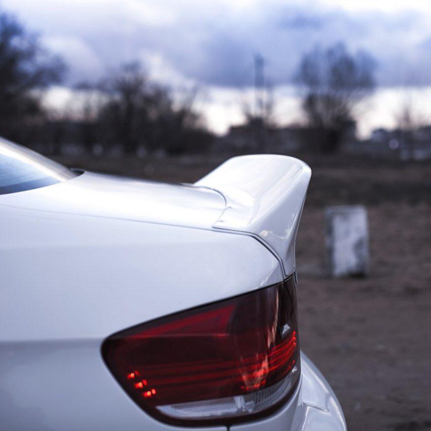 BMW E92 ducktail spoiler 4