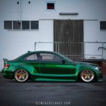 Clinched BMW E82 widebody kit 3